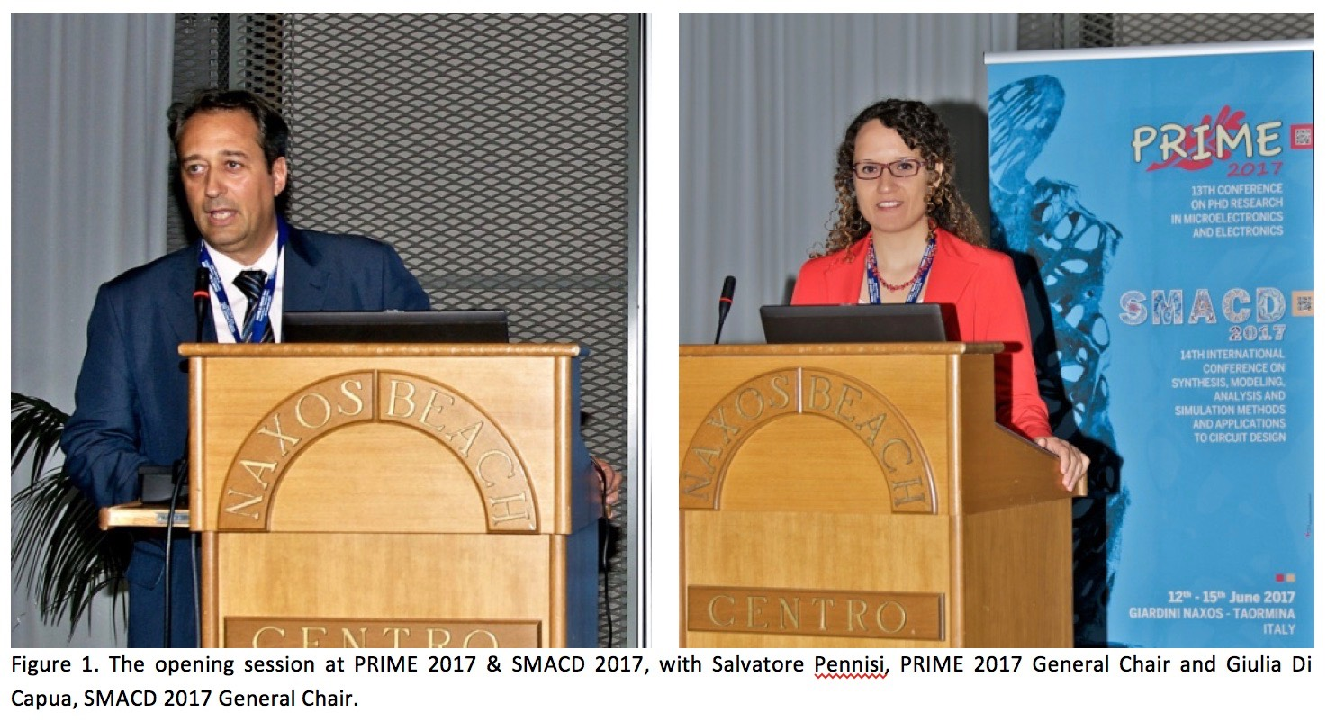 Conference News Michael Tse Ieee Cas Society Electronic Circuit Design Methods Council On Automation Ceda Prime 2017 And Smacd Were Also Honored By The Presence Of Cass President Franco Maloberti