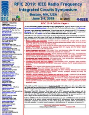 CALL FOR PAPERS & INVITATIONS | IEEE CASS NEWSLETTER